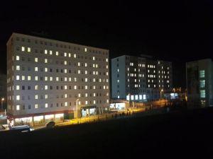 Yurt Binasında 'Afrin' Koreografisi
