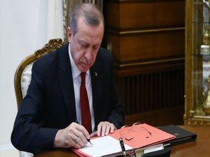 Cumhurbaşkanı Erdoğan İttifak Yasasını Onayladı