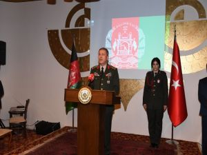 Afganistan Silahlı Kuvvetler Günü Kutlandı