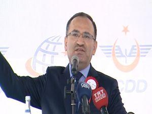 """""""Chp Zihniyetine Kalırsak Marmaray'ı Yapamazdık"""""""