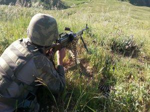 Amanoslar'da Operasyon: 8 Terörist Ölü Ele Geçirildi
