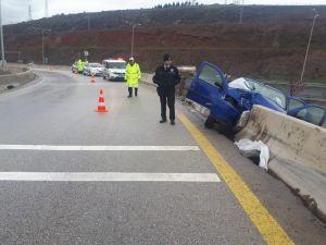 Başkent'te Trafik Kazası: 1 Ölü, 2 Ağır Yaralı