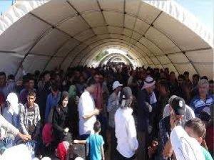 Binlerce Suriyeli Kurban Bayramı İçin Ülkesine Dönüyor