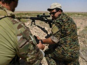 ABD PKK'ya Yeni Silahlarıyla Eğitim Veriyor