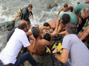 Samsun'da Deniz 4 Can Aldı