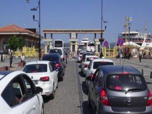 Anadolu Otoyolu'nda 31 Km'lik Kuyruk