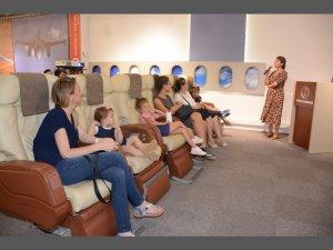 Havacılık Parkı Küçük Misafirleri İçin Hizmetine Açıldı