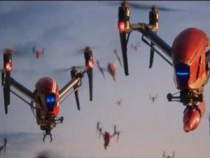 Dünyanın En Hızlı Drone'ları 3. Havalimanın da Yarışacaklar