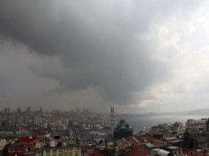 Meteoloji İstanbul'luları Uyardı