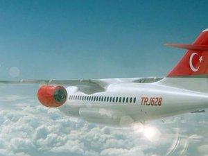Yüzde yüz yerli uçak müjdesi