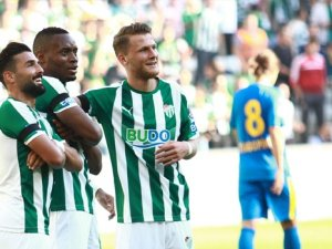 Bursaspor'un Tehlikedeki 3 Puanı