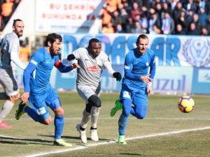 BB Erzurumspor: 0 - Çaykur Rizespor: 1