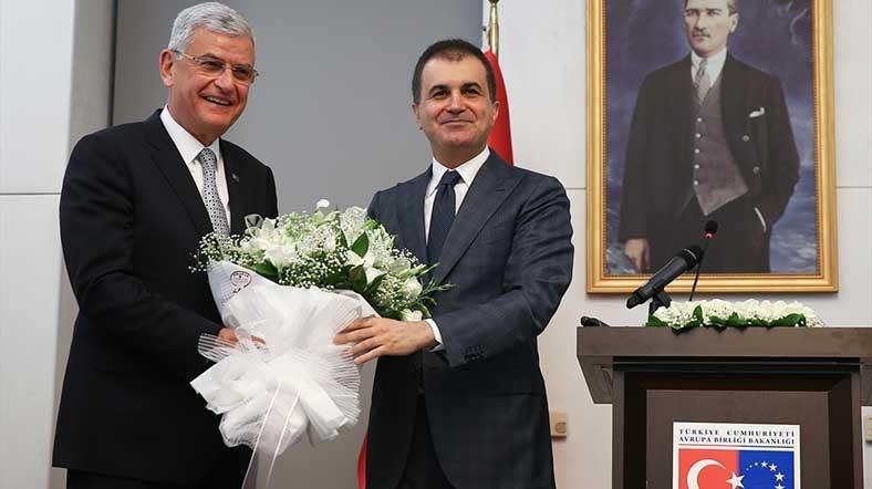 """AB Bakanlığı'na getirilen Ömer Çelik, """"Türkiye için AB perspektifi çok önemlidir ama yegâne seçenek değildir"""