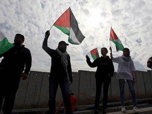 Filistinde İşsizlikte büyük oran