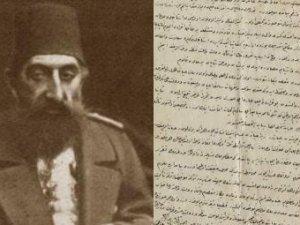 Sultan Abdülhamid, kendini tahttan indirenlere ...