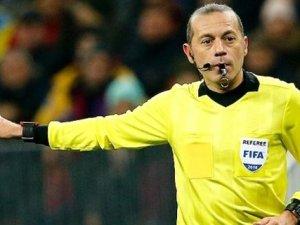 Lyon - Barcelona Maçına Görev!