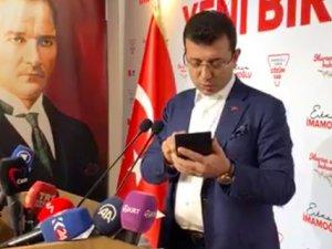 """Ekrem İmamoğlu """"Tüm oyların sayılması 238 Gün Sürecek!"""""""