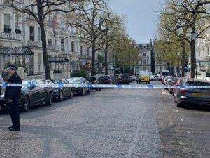 Londra'da Silahlı Saldırı! 10 El Atış Edildi!