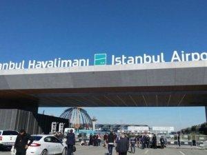 İstanbul Havalimanı 4 Milyon Yolcuya ev sahipliği yaptı