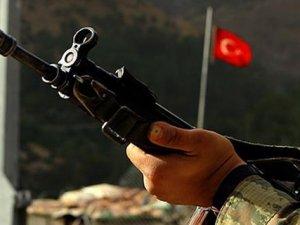 Çatışma'da 1 Binbaşı Şehit 1 Yüzbaşı Ağrı yaralandı