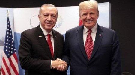 Trump'tan flaş S400 açıklaması! Erdoğan'dan cevap !