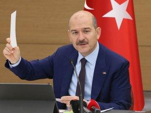 """Süleyman Soylu'dan Müjde """"3 Bin Kadına İş imkanı"""""""