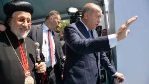 """Erdoğan : """"Kiliseyi Zenginlik olarak Görüyorum"""""""