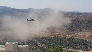 Filistin'de patlama: 3 İsrail askeri Yaralandı