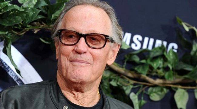 Oyuncu Peter Fonda hayatını kaybetti!