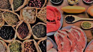 Sağlıklı zayıflamak için saf protein Diyeti