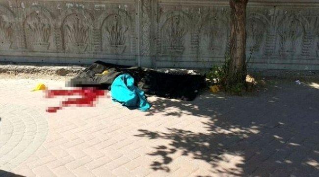 Sokak ortasında katledilmesi sosyal medyada tepki çekti