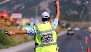 Sürücüye 10 bin lira ceza kesildi