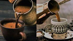 Türk kahvesi ile nasıl hızlı kilo verilir?