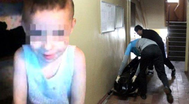 6 yaşındaki çocuk, 5 gün annesinin cesediyle yaşadı