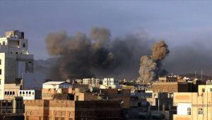 Suudi Arabistan Yemen'de hapishaneye saldırdı: Çok Sayıda ölü
