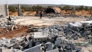 Bağdadi'nin öldürüldüğü yer görüntülendi