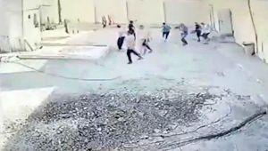DEAŞ'lı teröristler kaçtı!