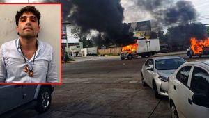 El Chapo'nun oğlu gözaltına alındı!