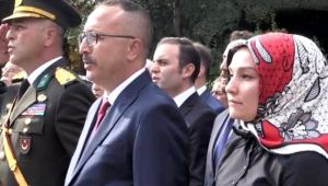 HDP'li Başkan İstiklal Marşı'nı okumadı