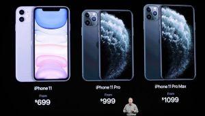 iPhone 11 modellerinin Türkiye fiyatı belli oldu!