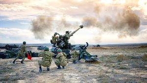Yeni Silahlar Barış Pınarı Harekatı'nda teröristlere göz açtırmıyor