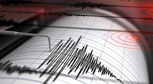 Sarıkamış'da deprem oldu