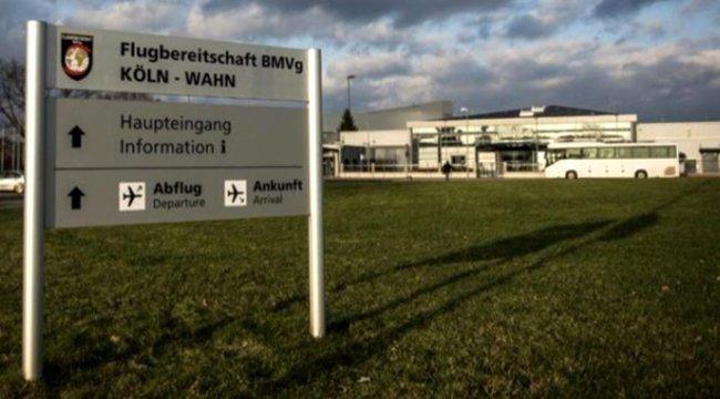 Almanya'da askeri üs koronavirüs karantinasına alındı