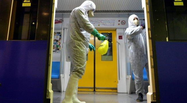 Koronavirüs son 24 saatte 7 ülkeye daha sıçradı