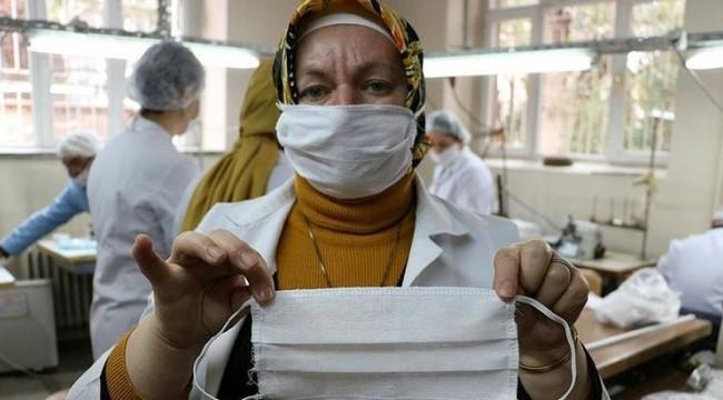Yıkanıp tekrar kullanılabilen maskeler üretiliyor!