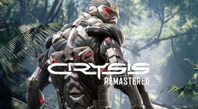 Crysis Remastered Resmi Duyurudan Önce Sızdırıldı