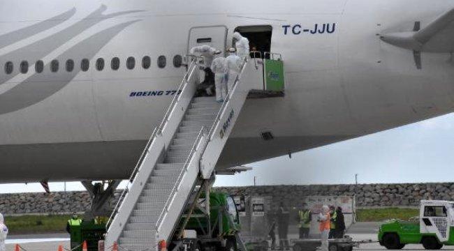 Hollanda'dan gelen 12 Türk Giresun'da karantinada