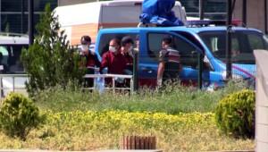 Kayseri'de DEAŞ operasyonunda bir zanlı tutuklandı