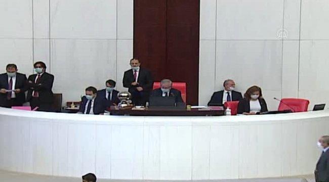 Meclis Başkanlık seçimi 3. tura kaldı