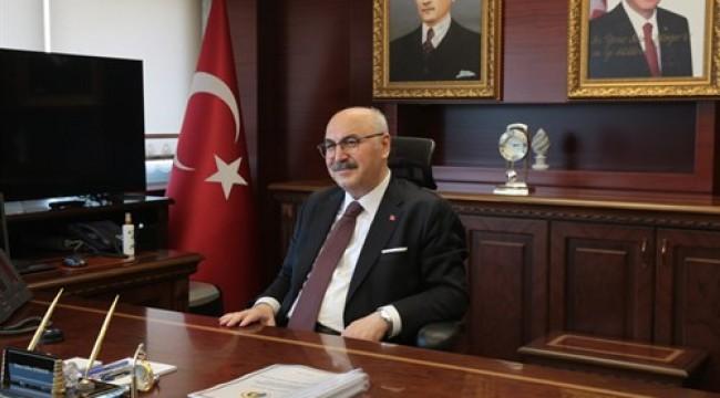 İzmir Valisi Yavuz Selim Köşger 10 Ocak Çalışan Gazeteciler Günü Mesajı yayınladı